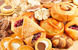 Pastry is a food that may cause hemorrhoids